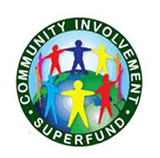SuperFund Community Involvement Logo