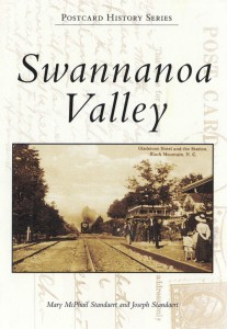 Cover image of book, Swannanoa Valley
