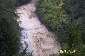 Swannanoa River flooding